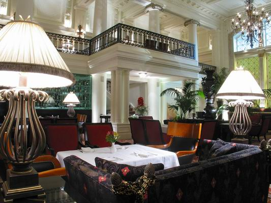 St James Hotel Montreal